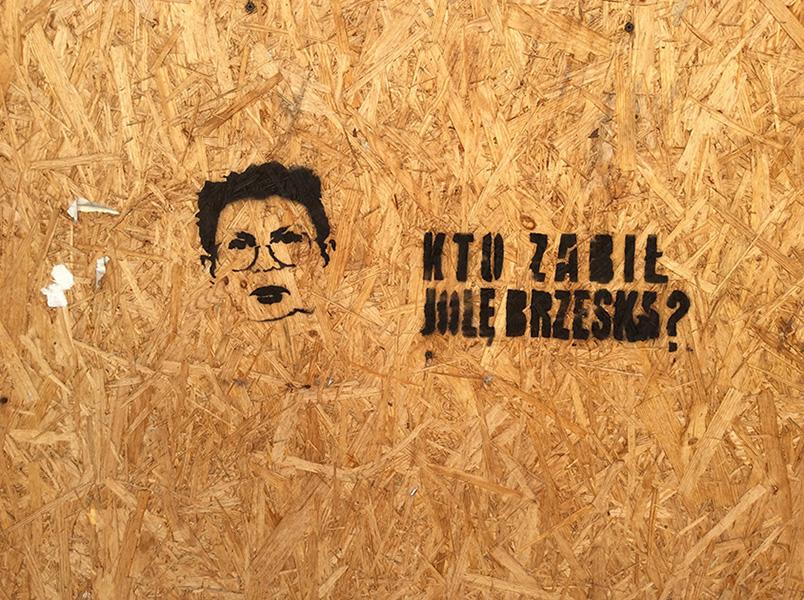 Photo Street art Cracovie