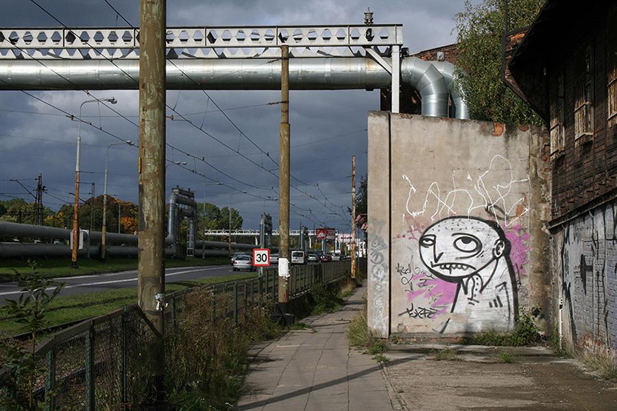 Street art Gdansk
